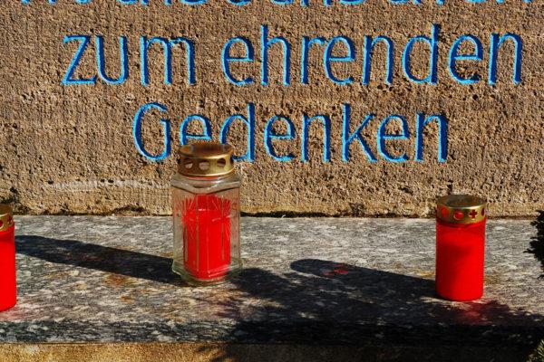 Verein 18. März Gedenken an die auf See gebliebenen Fischer und Seeleute